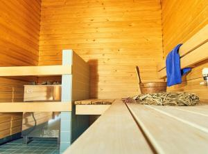 Ryhmäkodin sauna